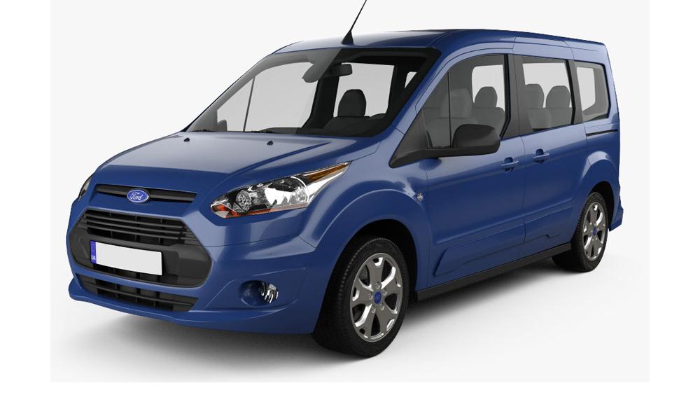 Redukční rámečky k autorádiím pro Ford Tourneo Connect