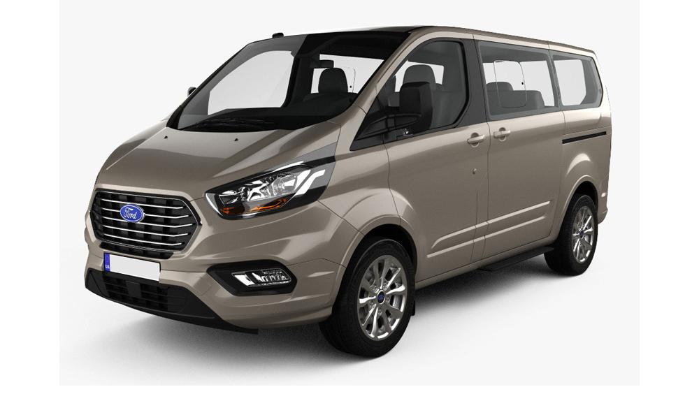 Redukční rámečky k autorádiím pro Ford Tourneo Custom