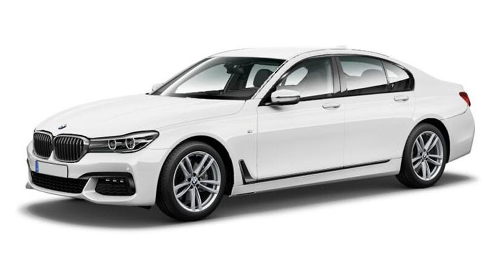 Repro podložky MDF pro vozy BMW 7er