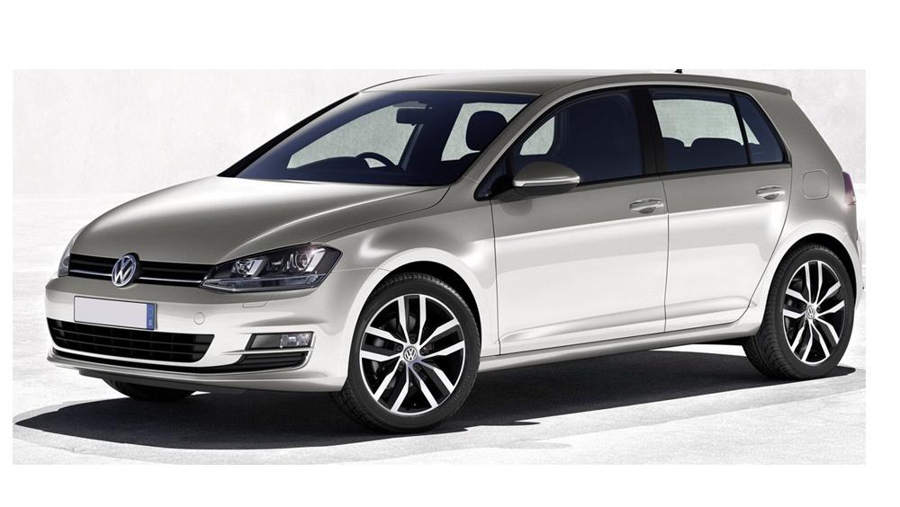 Mdf podložky pod reproduktory do Volkswagen Golf