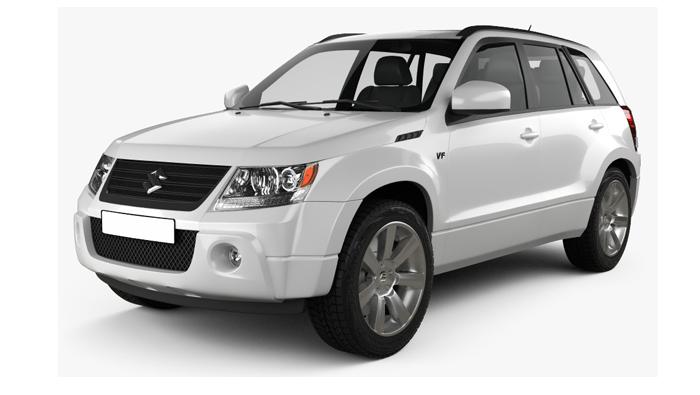 Adaptéry pro ovládání na volantu Suzuki Vitara