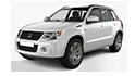 Redukční rámečky k autorádiím pro Suzuki Grand Vitara