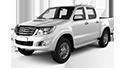 Adaptéry pro ovládání na volantu Toyota Hilux