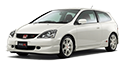 REPRODUKTORY DO HONDA CIVIC VII (2001-2005)