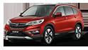 Redukční rámečky k autorádiím pro Honda CR-V IV