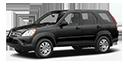 Redukční rámečky k autorádiím pro Honda CR-V III