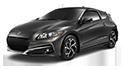 Redukční rámečky k autorádiím pro Honda CR-Z
