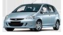 Redukční rámečky k autorádiím pro Honda Jazz III