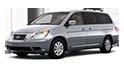 Redukční rámečky k autorádiím pro Honda Odyssey