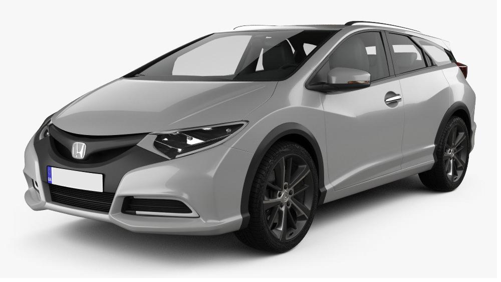 Redukční rámečky k autorádiím pro Honda Civic Tourer