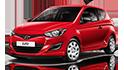 Redukční rámečky k autorádiím pro Hyundai i20 I