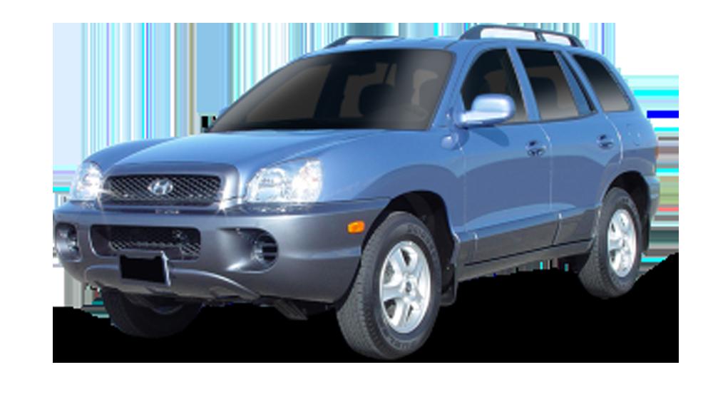 Repro podložky MDF pro vozy Hyundai Santa-Fe