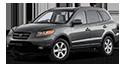 Redukční rámečky k autorádiím pro Hyundai Santa Fe II