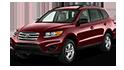 Redukční rámečky k autorádiím pro Hyundai Santa Fe III