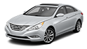 Redukční rámečky k autorádiím pro Hyundai Sonata