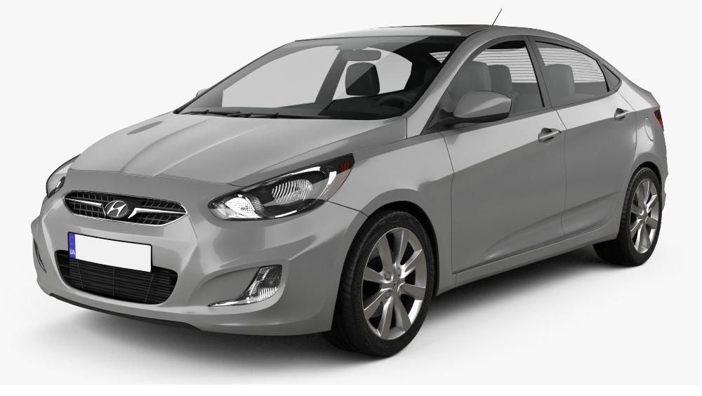 Redukční rámečky k autorádiím pro Hyundai Accent