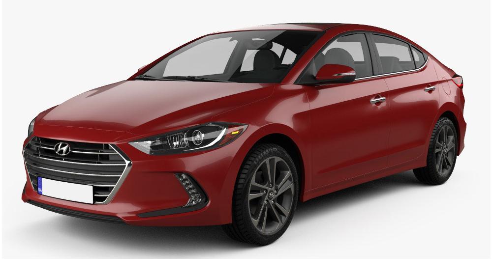 Redukční rámečky k autorádiím pro Hyundai Elantra