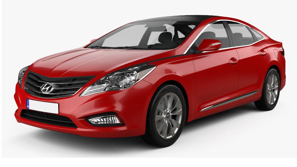 Redukční rámečky k autorádiím pro Hyundai Grandeur