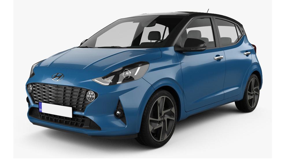 Redukční rámečky k autorádiím pro Hyundai i10 II