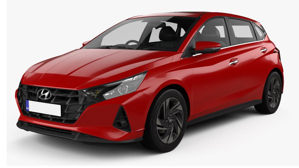 Redukční rámečky k autorádiím pro Hyundai i20 II