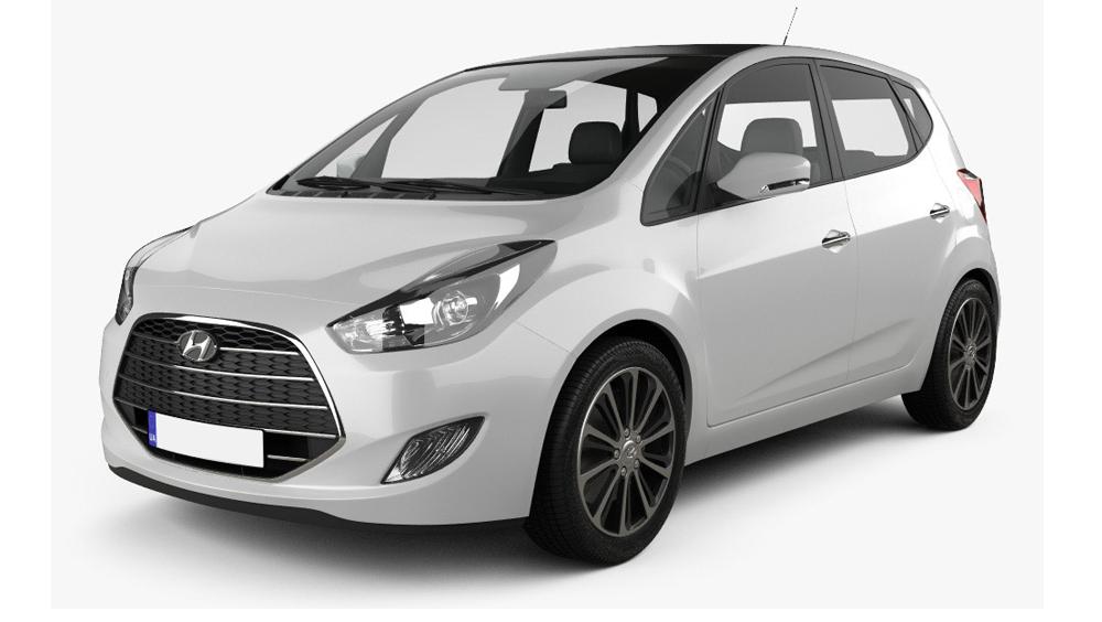 Redukční rámečky k autorádiím pro Hyundai ix20