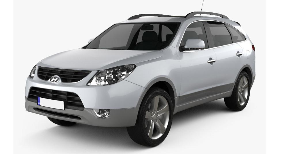 Redukční rámečky k autorádiím pro Hyundai ix55