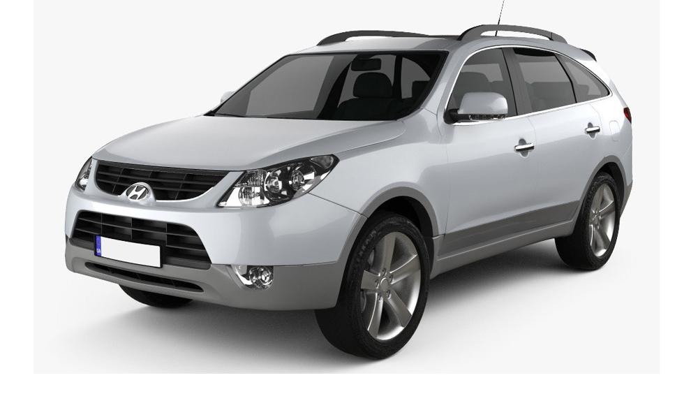 Redukční rámečky k autorádiím pro Hyundai Veracruz
