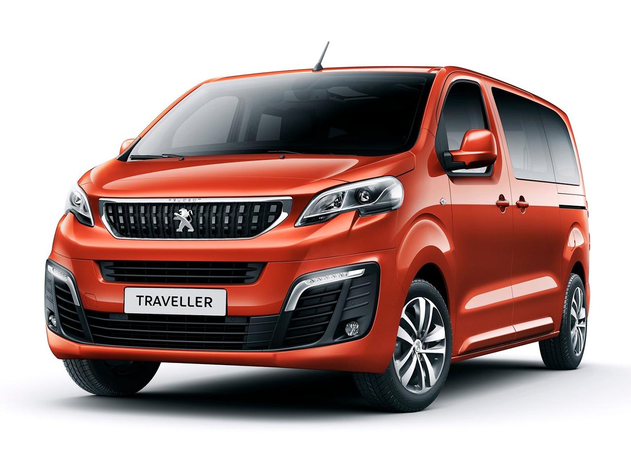 Adaptéry pro ovládání na volantu Peugeot Traveller