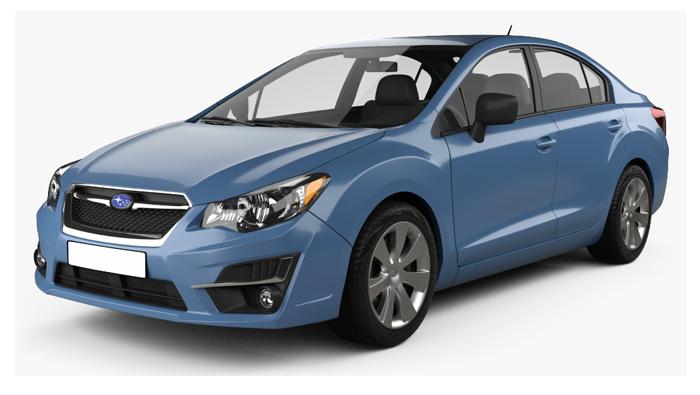 Mdf podložky pod reproduktory do Subaru Impreza
