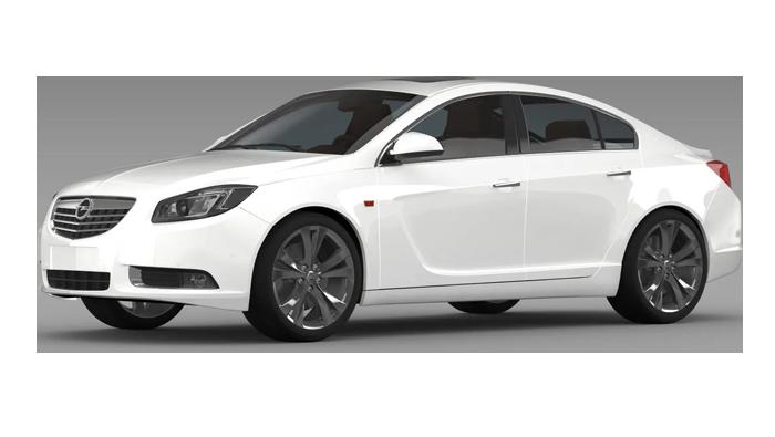 Mdf podložky pod reproduktory do Opel Insignia
