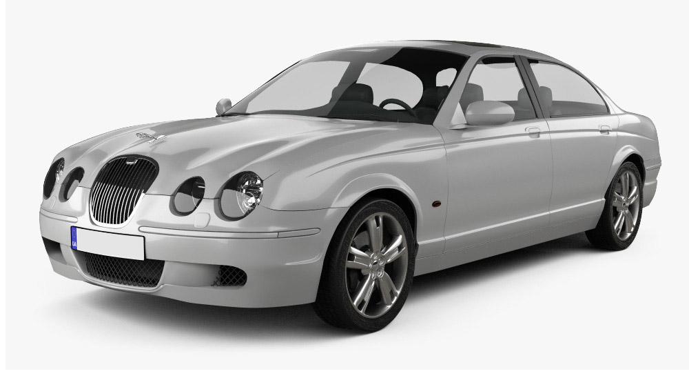 Redukční rámečky k autorádiím pro Jaguar S-Type