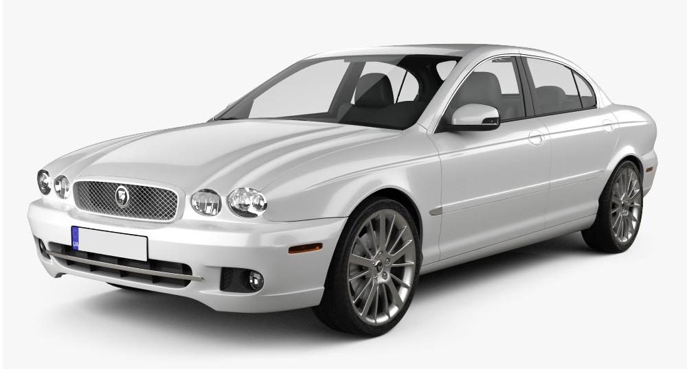 Redukční rámečky k autorádiím pro Jaguar X-Type