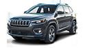 Redukční rámečky k autorádiím pro Jeep Cherokee