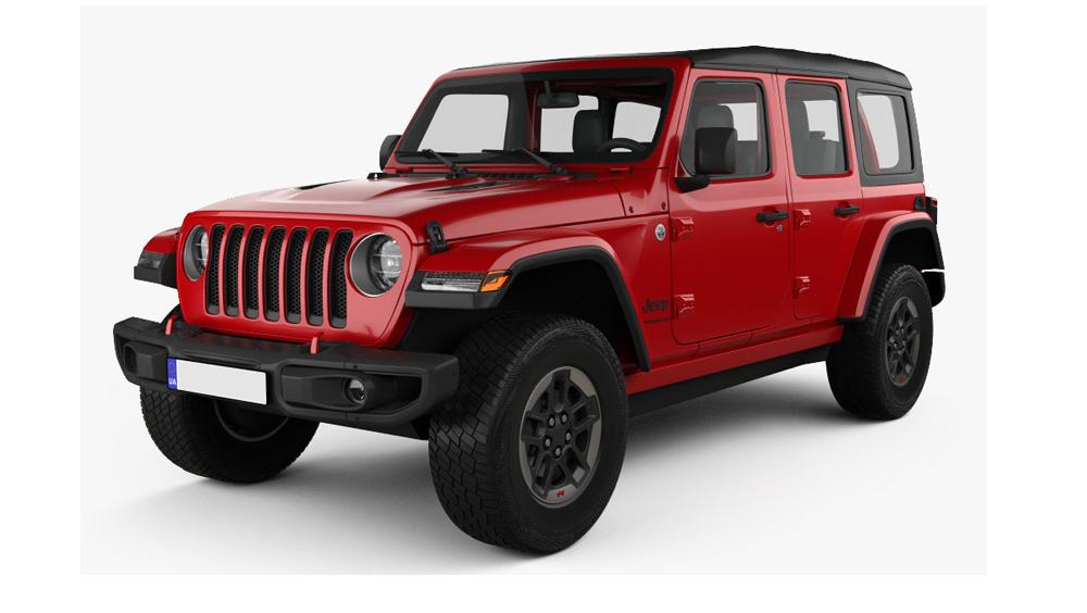 Redukční rámečky k autorádiím pro Jeep Wrangler