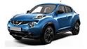 Redukční rámečky k autorádiím pro Nissan Juke