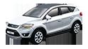 Redukční rámečky k autorádiím pro Ford Kuga I