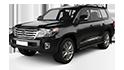 Redukční rámečky k autorádiím pro Toyota Land Cruiser