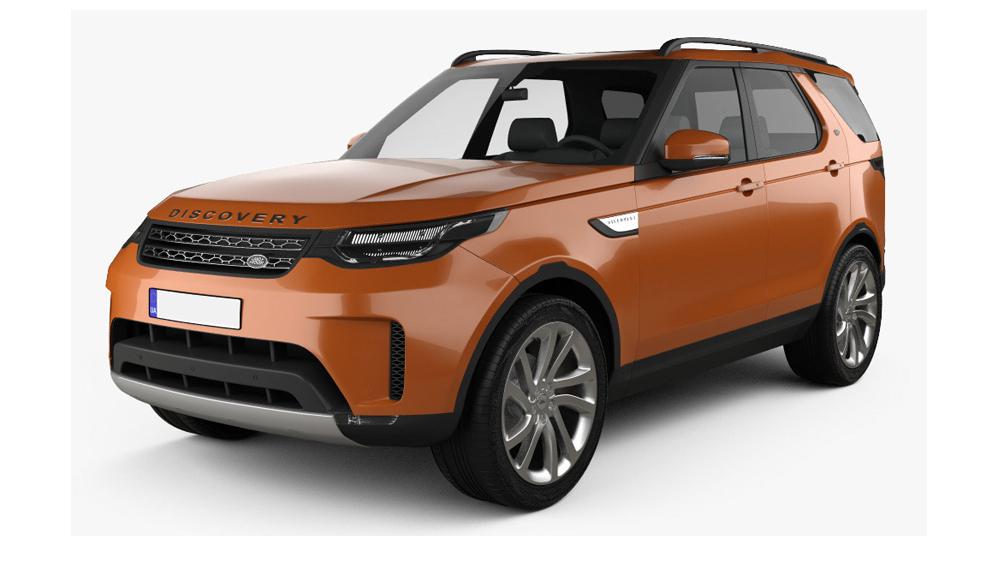 Adaptéry pro ovládání na volantu Land Rover Discovery