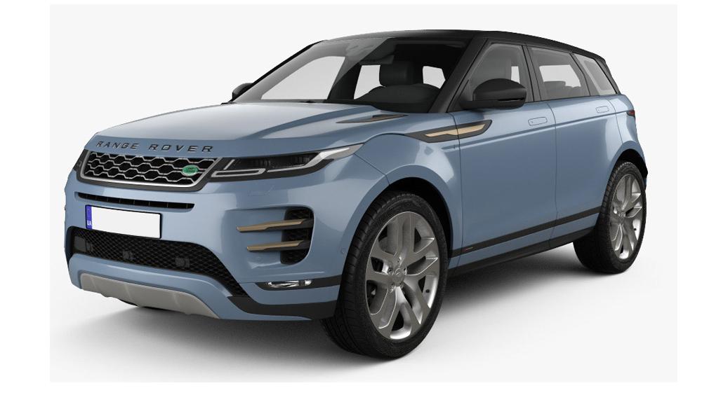 Adaptéry pro ovládání na volantu Land Rover Evoque