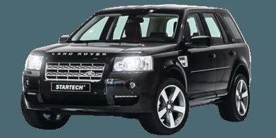 Mdf podložky pod reproduktory do Land Rover Freelander