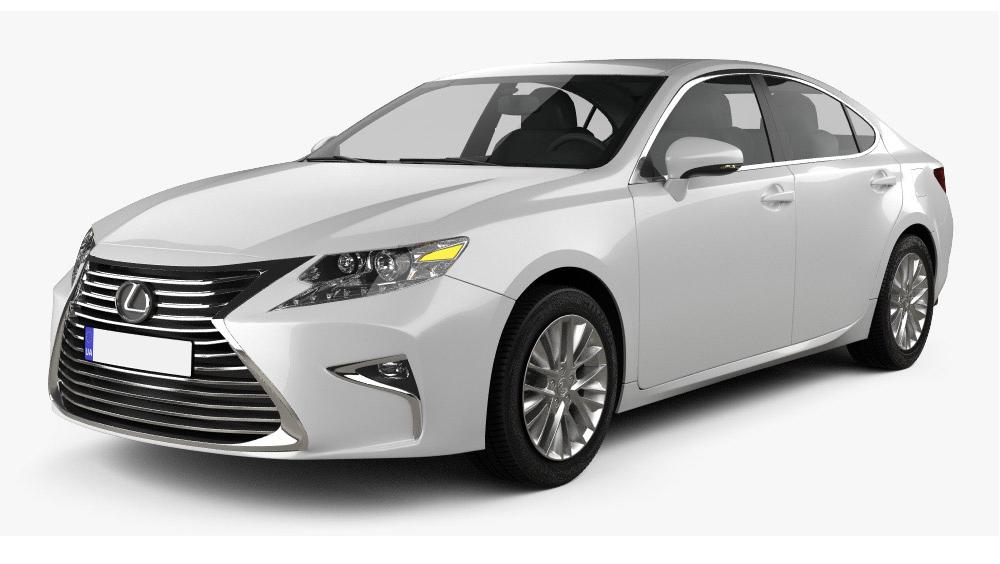 Redukční rámečky k autorádiím pro Lexus ES