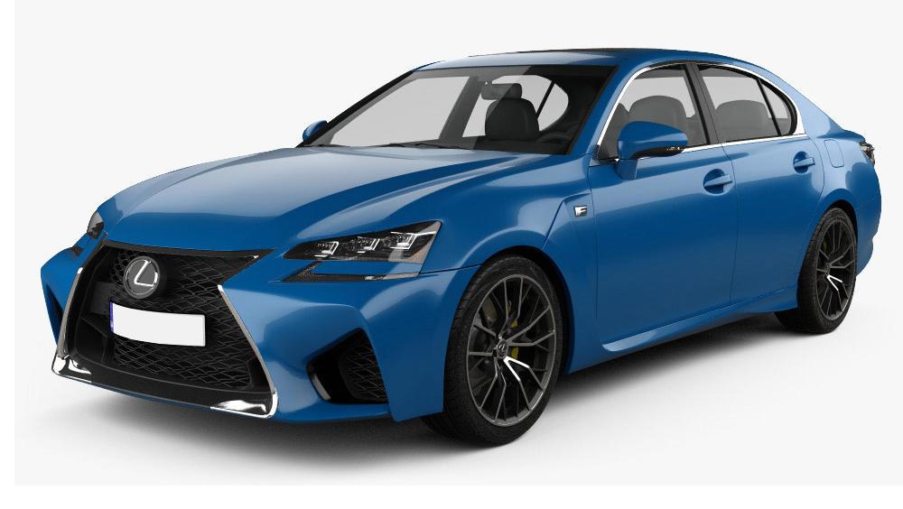 Redukční rámečky k autorádiím pro Lexus GS