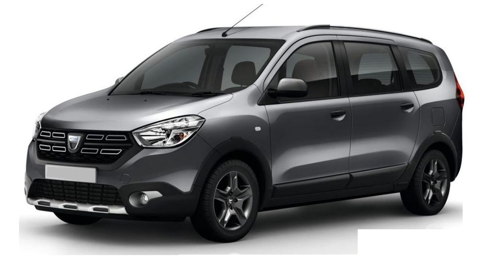 Adaptéry pro ovládání na volantu Dacia Lodgy