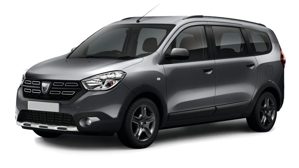 Mdf podložky pod reproduktory do Dacia Lodgy