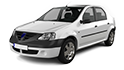 REPRODUKTORY DO DACIA LOGAN (2004-2012)