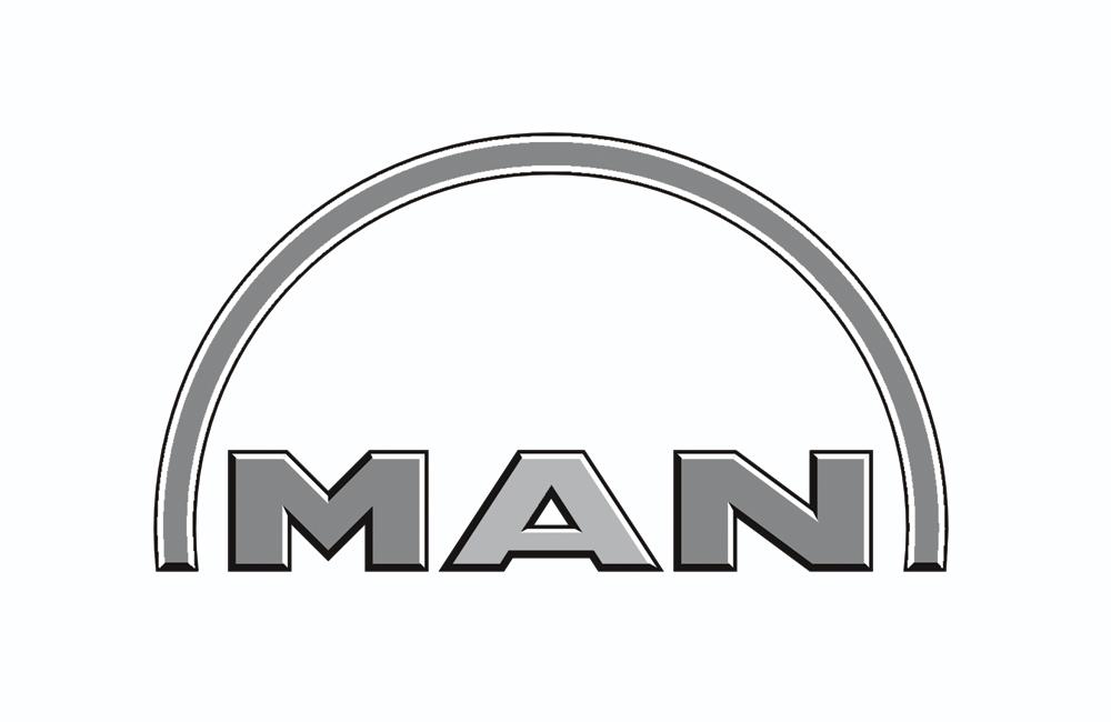 Redukční rámečky pro vozy MAN