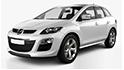 Repro podložky MDF pro vozy Mazda CX-7