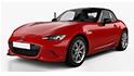 Adaptéry pro ovládání na volantu Mazda MX-5