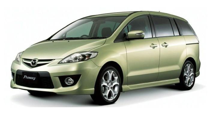Adaptéry pro ovládání na volantu Mazda Premacy