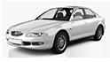 Repro podložky MDF pro vozy Mazda Xedos